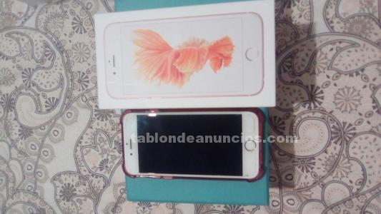 VENDO IPHONE 6S PLUS