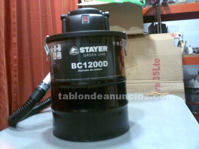 ASPIRADOR DE CENIZAS STAYER