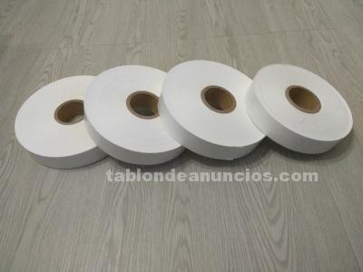 Rollos etiquetas para interior de ropa