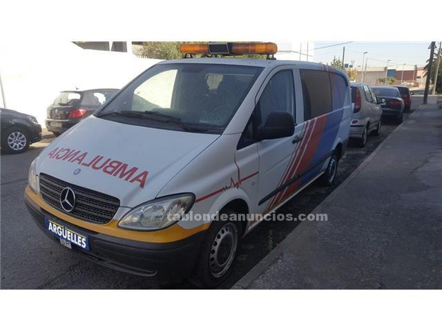 MERCEDES-BENZ VITO 111 CDI AMBULANCIA