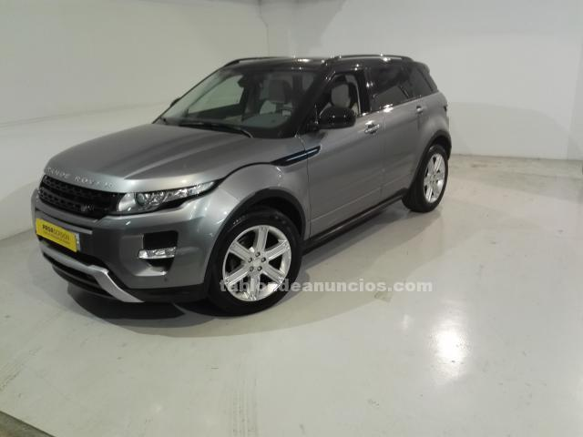 LAND ROVER RANGE ROVER EVOQUE 2.2 SD4 5P. DYNAMIC LIMITED EDITION