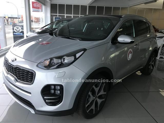 tabl n de anuncios kia sportage 1 7 115cv crdi gt line pack premium coches segunda mano. Black Bedroom Furniture Sets. Home Design Ideas