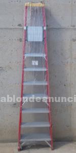 Escalera aluminio 265cm