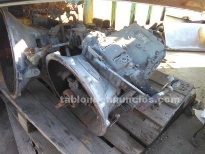 CAJA DE CAMBIOS ZF S 6-65