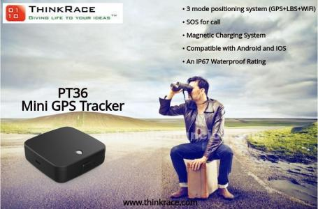 Personal gps tracking device pt36 – pocket-size personal gps tracker