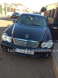 Vendo mercedes c180kompresos