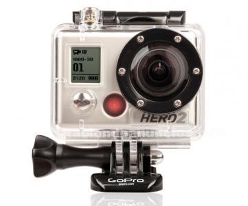 Cámara GoPro HD HERO2
