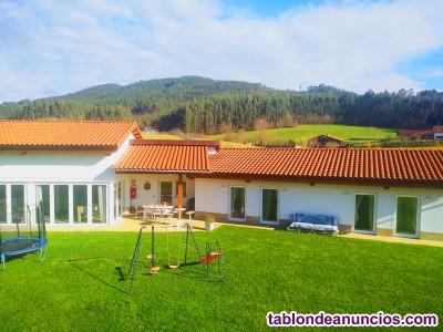 Casa Rural cerca de la costa en Vizcaya