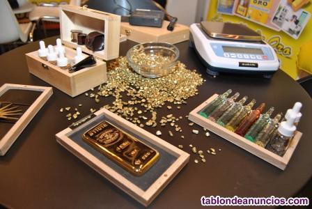 Compro oro en astillero
