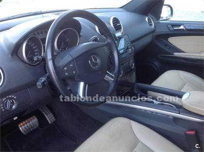 Ocasion fabuloso mercedes ml 320 4matic