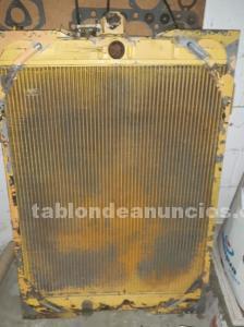 Radiador de agua para fiat hitachi fd175