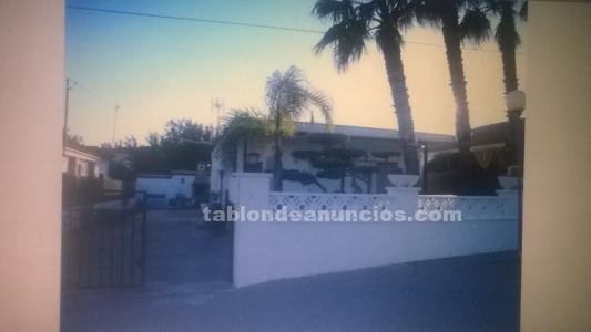 Alquilo chalet vacacional sant carles