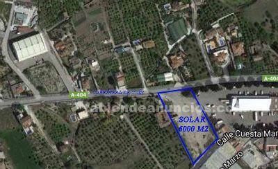 Terreno comercial en Alhaurín el Grande - Málaga