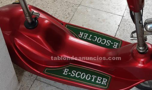 ALFER E-SCOOTER, MOTO ELECTRICA