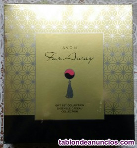 ESTUCHE DE REGALO DE PERFUME FAR AWAY