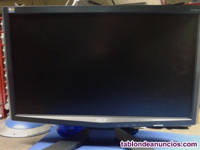 Monitor pc acer modelo x193hd