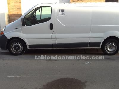 Particular renault trafic isotermo motor frio