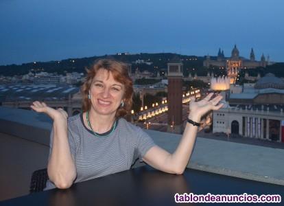 BARCELONA, RUSO-ESPAÑOL : CLASES PARTICULARES, AYUDA EN LOS NEGOCIOS, GUÍA, TRAD