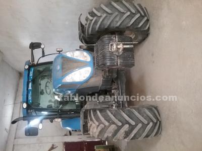 Tractor new holland t7.210 autocommand