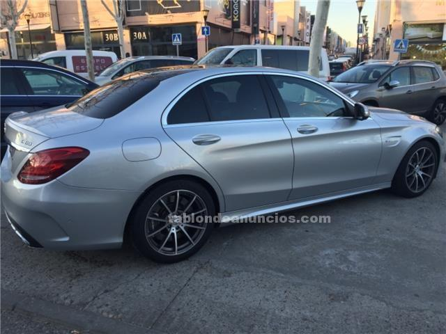 MERCEDES-BENZ C 63 AMG CLASE W205 7G PLUS