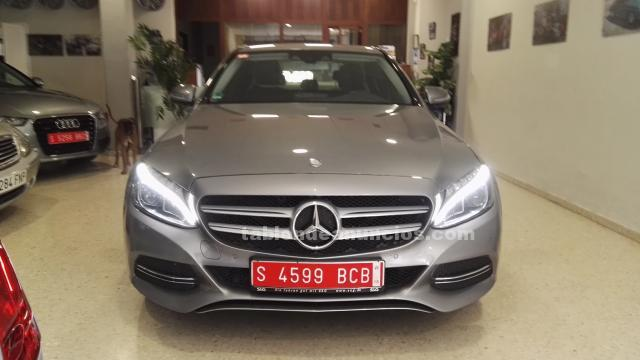 MERCEDES CLASE C 220 BLUETEC AUTOMATIC EXECUTIVE