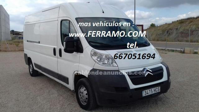 CITROEN JUMPER, CITROEN JUMPER 3415HCS PTL