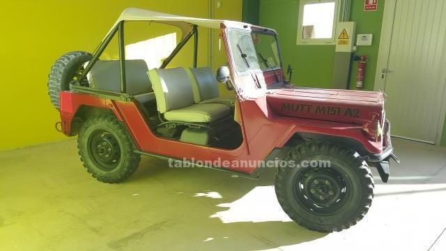 Ford  mutt 151 a1