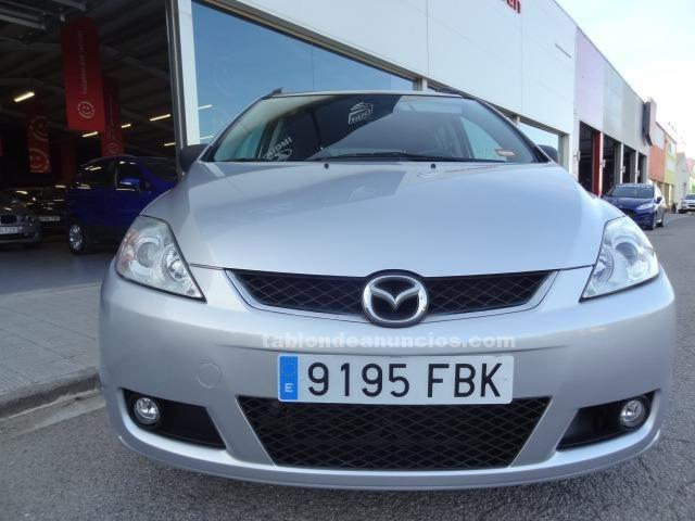 Mazda 5 2.0crtd sportive 143 **impecable**