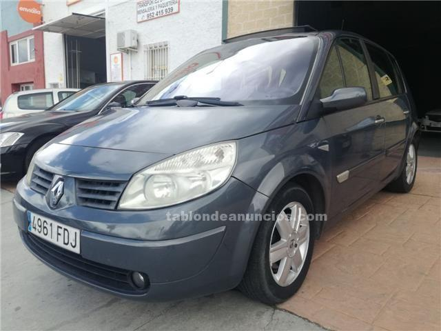 Renault scenic ii 1.9dci confort expression