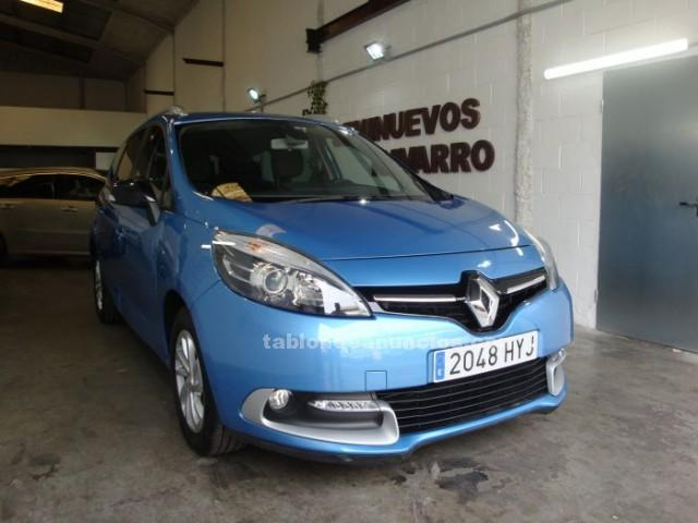 Renault scénic g.scénic 1.6dci energy limited 7pl.