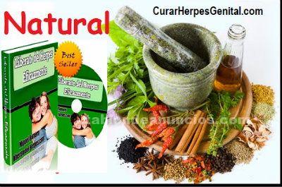 Tratamiento natural para herpes genital