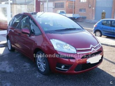 Citroen c4 picasso exclusive 1. 6hdi 110cv.