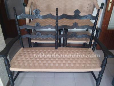 Sillas, sofas, mecedoras, etc