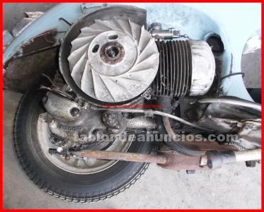 Motor de vespa prefijo 542m