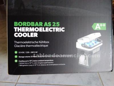 Vendo nevera termoelectrica
