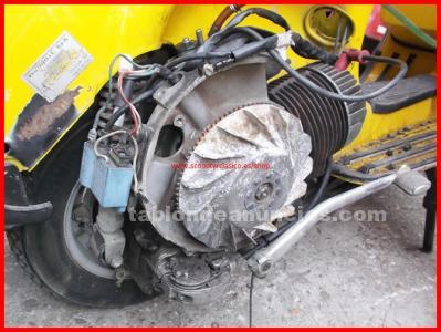 Motor de vespa px 125 de correos