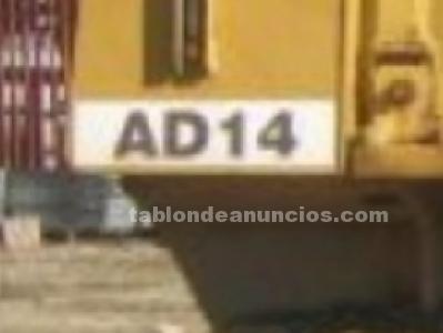 Fiat ad14 (piezas / desguace)