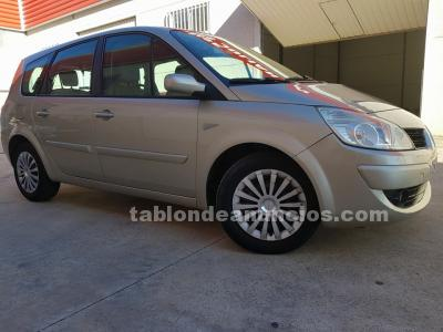 Vendo renault grand scenic diesel (1.9-130cv) impecable