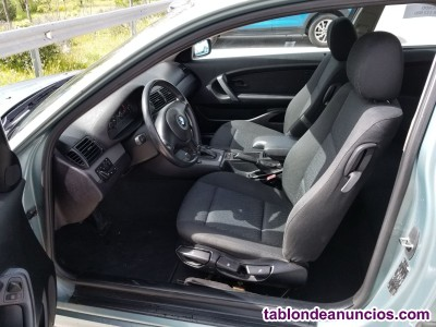 Bmw 320 td compact-secuencial