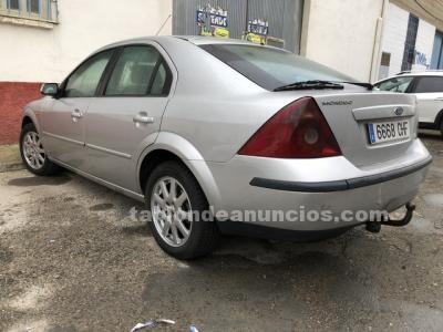 FORD MONDEO, MONDEO