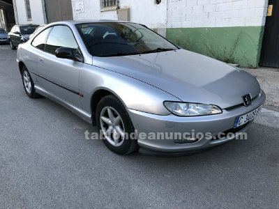 PEUGEOT 406, 406 CUPE