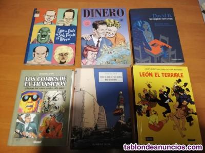 Comics novela grafica