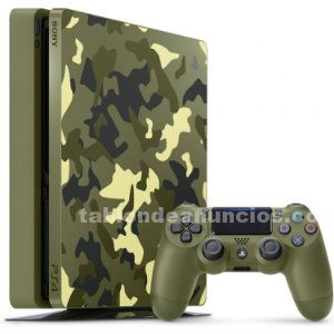 PLAYSTATION 4 CUH-2100 SERIES 1TB HDD CALL OF DUTY WORLD WAR II EDITION