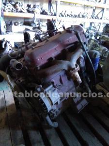 MOTOR FIAT IVECO DE 4 CILINDROS