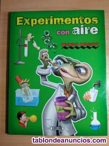 Libro Infantil magia