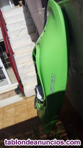 Vendo kayak wave sport