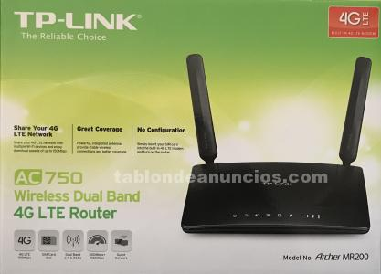 Router 4g tp-link