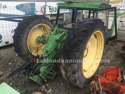 Despiece de tractor john deere 2040