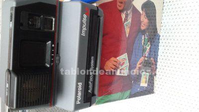 Camara polaroid 600 plus- 2\ mano nueva