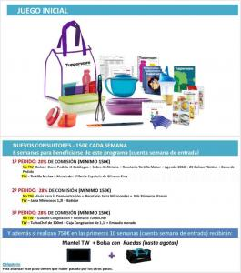 DISTRIBUIDOR TUPPERWARE